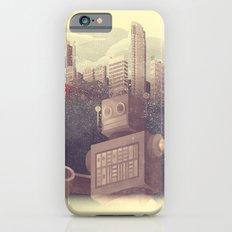 A City Snow-Bot Slim Case iPhone 6s