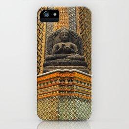 Buddha - Bangkok - Thailand iPhone Case