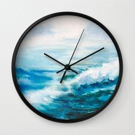 Ipswich Ocean Wall Clock