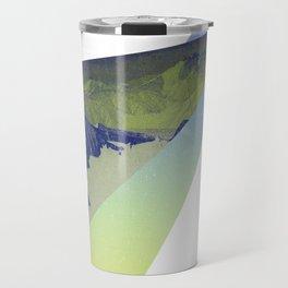 Triangle Mountains Travel Mug