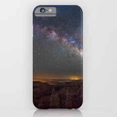 Fairyland Canyon Starry Night Photography iPhone 6s Slim Case