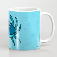 cancer Mugs featuring Cancer by Giuseppe Lentini