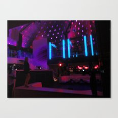 Miami South Beach Nightclub  Canvas Print