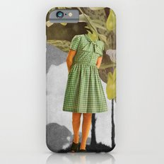 Green is not my colour Slim Case iPhone 6s