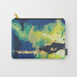 Cave Low Poly 1 Carry-All Pouch
