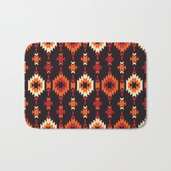 American Native Pattern No. 14 Bath Mat