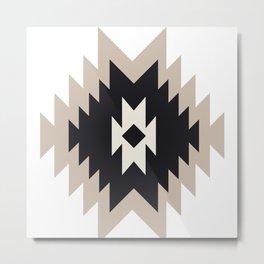 Kilim 7J Metal Print
