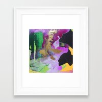 easter Framed Art Prints featuring Easter by Jordy Lievers-Eaton