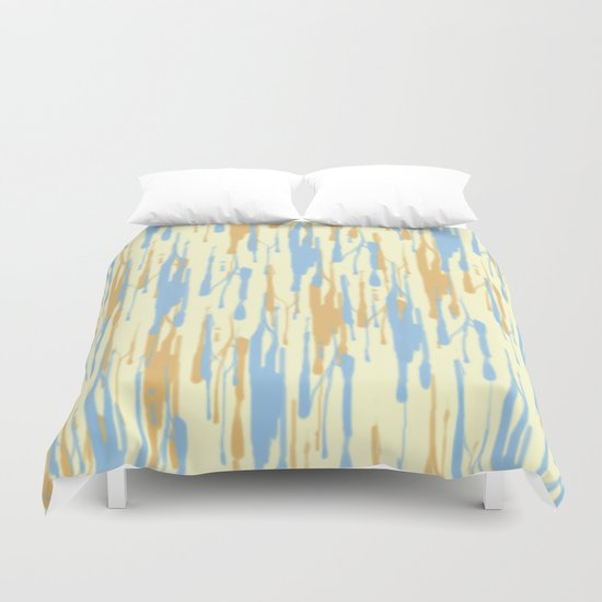 Abstract 37 Duvet Cover