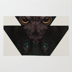 Night Eyes Rug