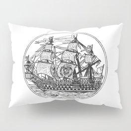 Galleon Pillow Sham