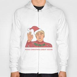 MAKE CHRISTMAS GREAT AGAIN Hoody