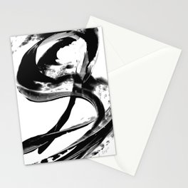 Black Magic 307 by Sharon Cummings Stationery Cards