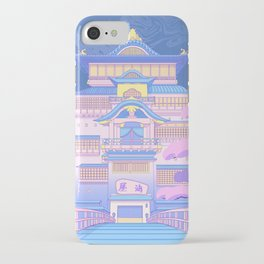 The Bath House iPhone Case