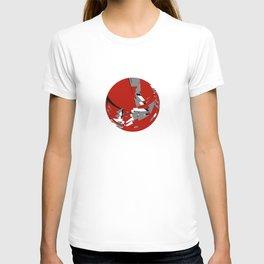geo.metrik/remix T-shirt