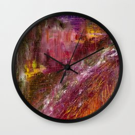 Freeway Wall Clock