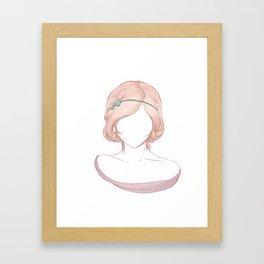 Mamzelle Tutu's III Framed Art Print