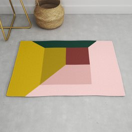 Abstract room Rug