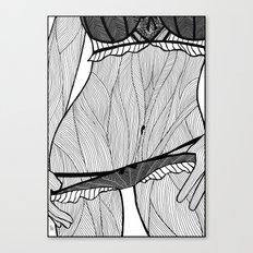 la femme 08 Canvas Print