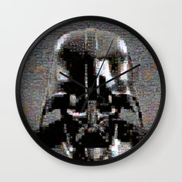 I'm your father, boy! Wall Clock