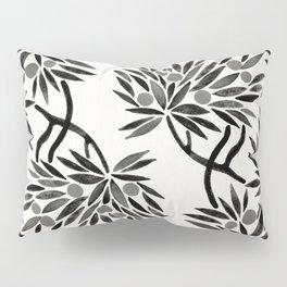 Bonsai Fruit Tree – Black Palette Pillow Sham
