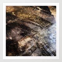 A floor n°9 Art Print