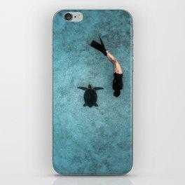 170827-1827 iPhone Skin