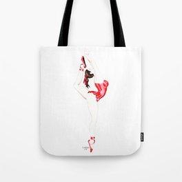 Ballerina / Dancer Tote Bag