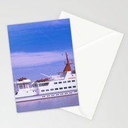 Spiekeroog 1 in Neuharlingersiel Stationery Cards