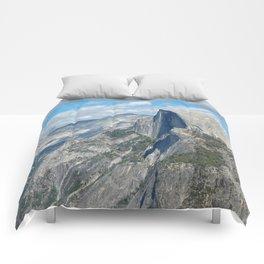 Cool Colours on El Capitan Comforters