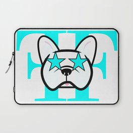 French Bulldog Fanatic Laptop Sleeve