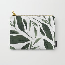 Leafy Vibes Carry-All Pouch