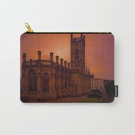 WW2 Bombed out Church Carry-All Pouch