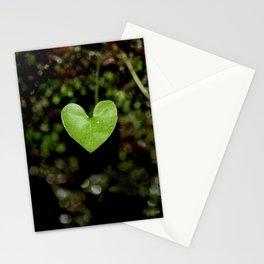 Heartfelt Nature at Hickory Canyons MDC Area (Missouri) Stationery Cards