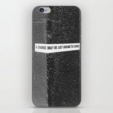 A change iPhone & iPod Skin
