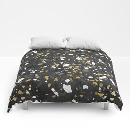 Glitter and Grit 2 Comforters