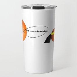 Womandarin Travel Mug