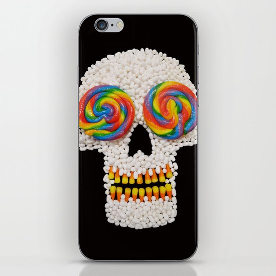 Skullipop iPhone & iPod Skin