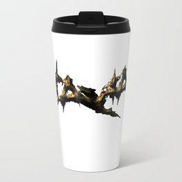 Navia logo design Travel Mug