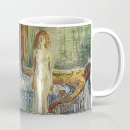 The Death of Marat II by Edvard Munch Coffee Mug