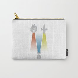 Sci-fi ships Carry-All Pouch
