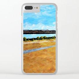 Seneca Lake by Mike Kraus Clear iPhone Case