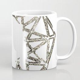 Melted geometry Coffee Mug