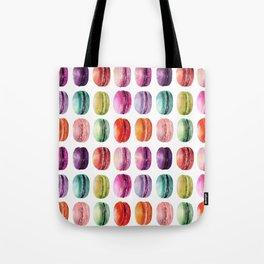 macaron lollipops Tote Bag