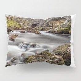 River Ogwen Bridge Pillow Sham