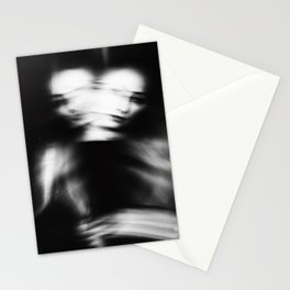 the disappearance Stationery Cards