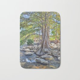 Cypress Bath Mat