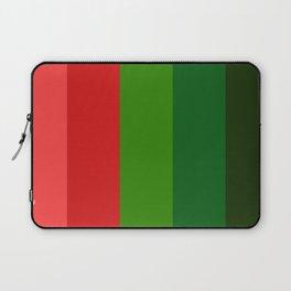 Christmas color chart Laptop Sleeve