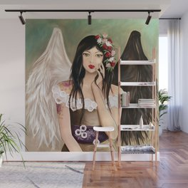 Angel Wall Mural