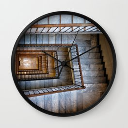 Stairhouse Wall Clock